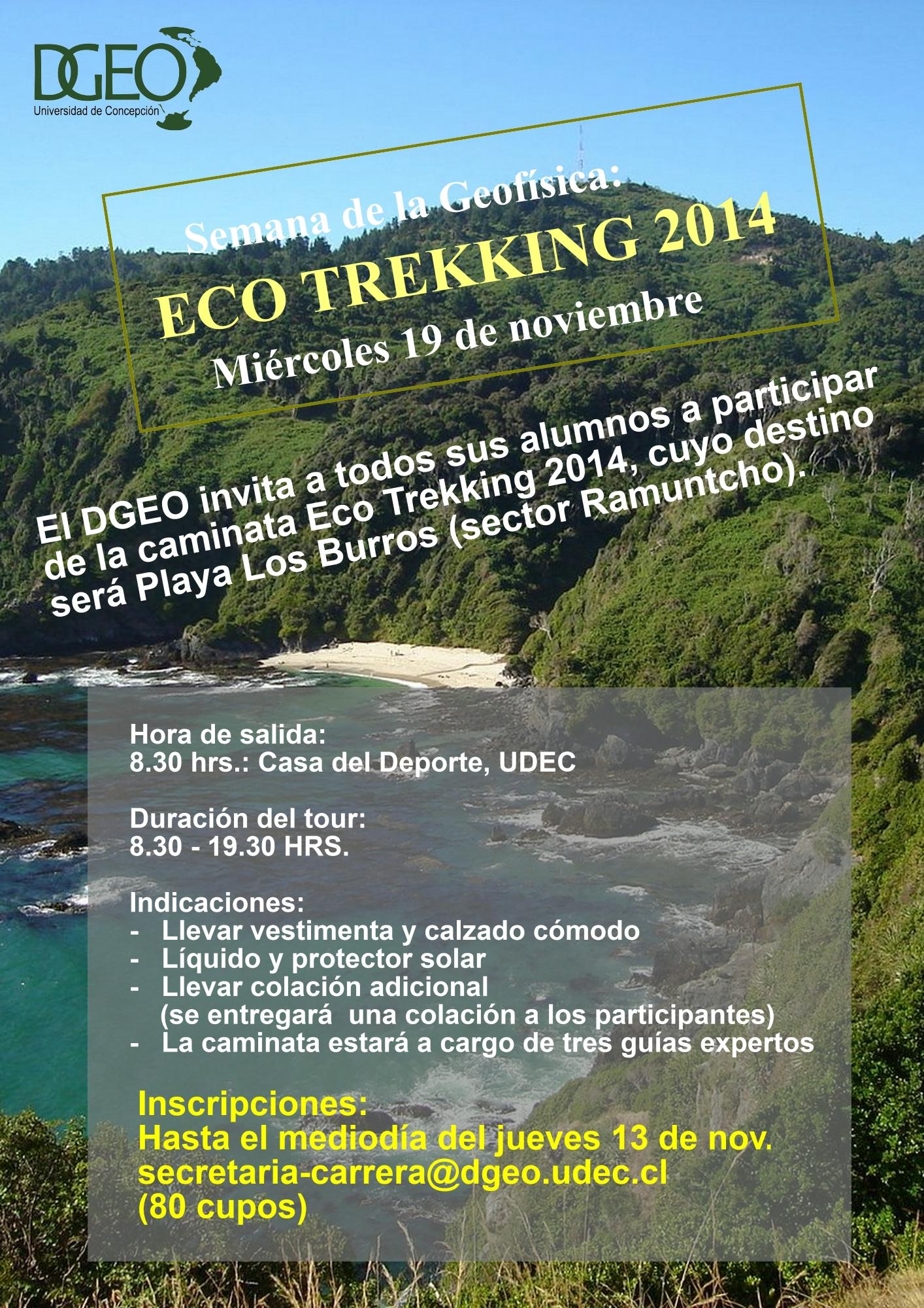 eco trekking 2014