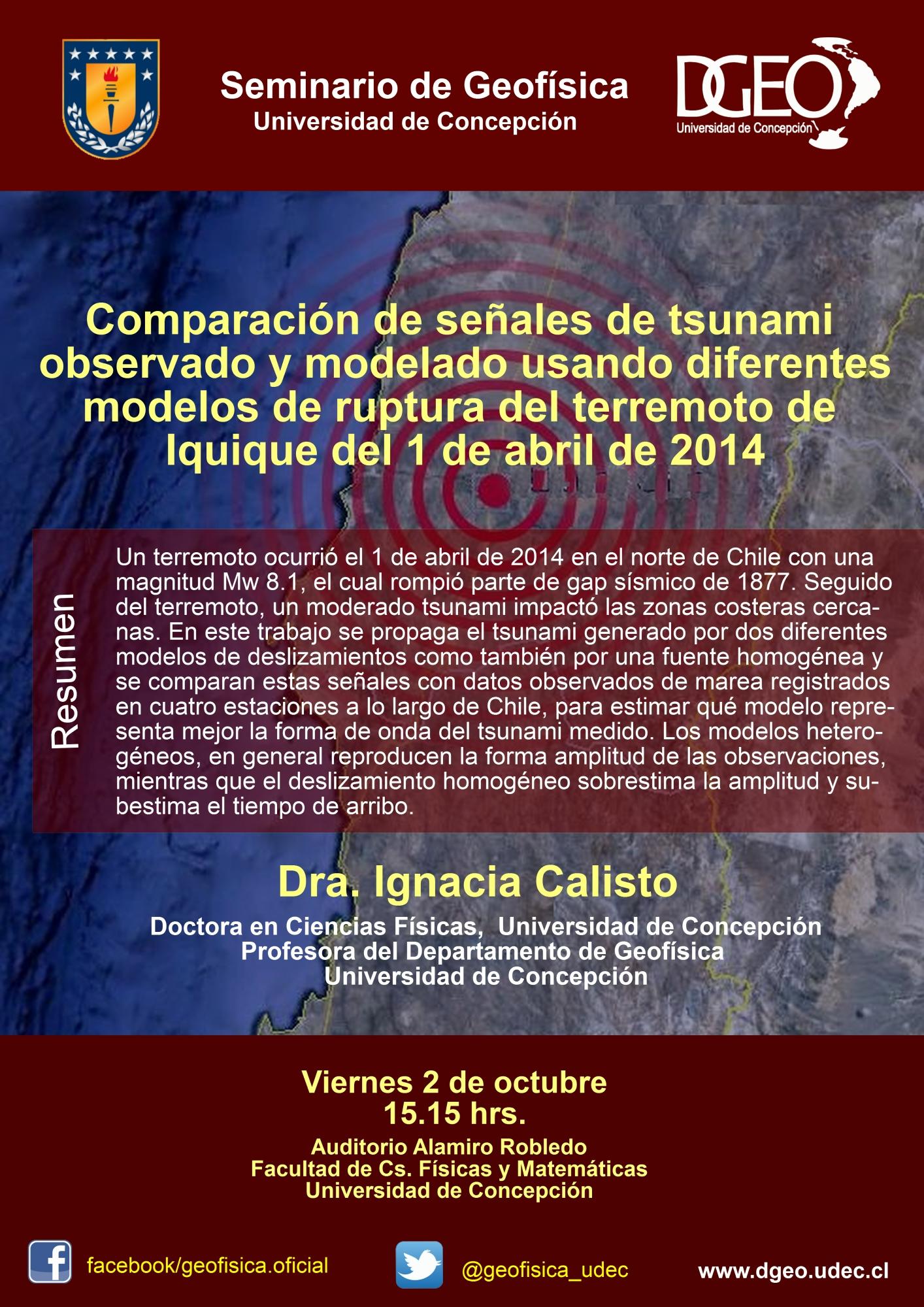 Seminario 2 de octubre 2015_Calisto